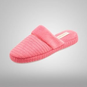 Pantufla Confort Coral